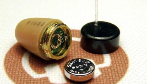 Что такое капсульный микронаушник