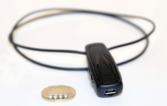 Виды микронаушников без батареек