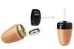 Как вставить батарейку в микронаушник перед экзаменом