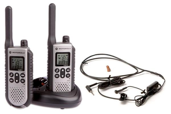 Как подключить микронаушник с радиостанцией