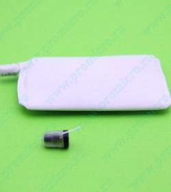 микронаушник капсула К2 с гарнитурой Bluetooth box изображение 1