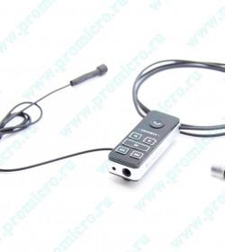 микронаушник капсула К2 с гарнитурой Bluetooth mp3 особо чувствительным микрофоном изображение 1