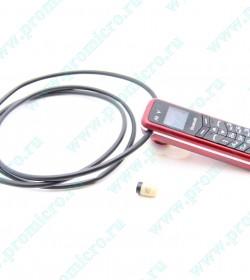капсульный микронаушник К4 и гарнитура Bluetooth с функцией телефона изображение 1