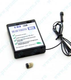гарнитура Bluetooth Box 2 с капсульный микронаушником К4 изображение 1