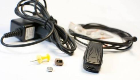 Использование индукционных микронаушников