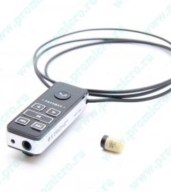 микронаушник капсула К4 с гарнитурой Bluetooth mp3 изображение 1