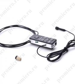 гарнитура Bluetooth mp3 с выносным микрофоном и микронаушник капсула K5 изображение 1
